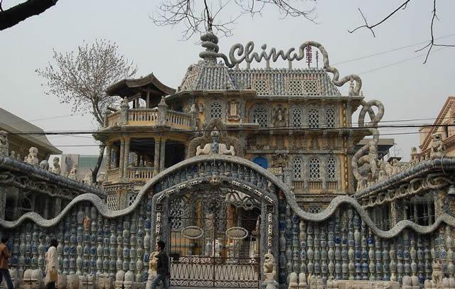 Casa de Porcelana de Tianjin (1)