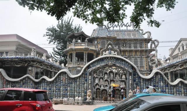 Casa de Porcelana de Tianjin (31)