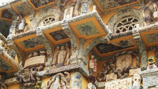 Casa de Porcelana de Tianjin (21)