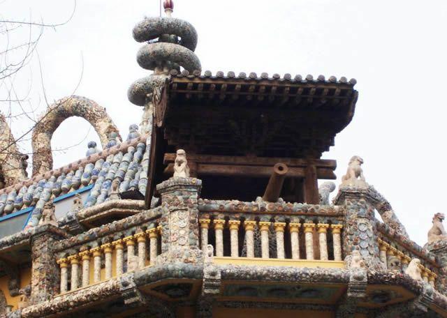 Casa de Porcelana de Tianjin (13)