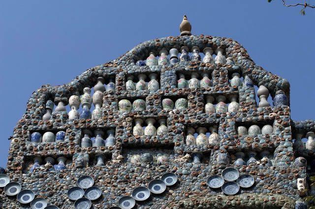 Casa de Porcelana de Tianjin (8)