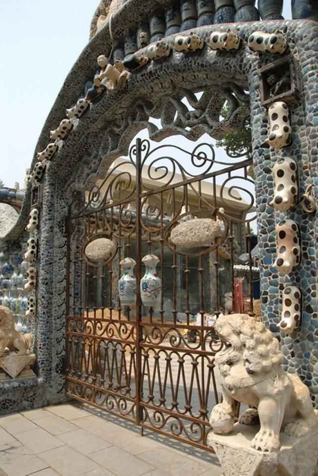 Casa de Porcelana de Tianjin (6)
