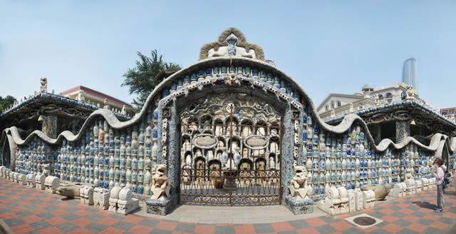 Casa de Porcelana de Tianjin (4)