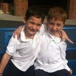 Niño de 6 años escribe libro y reúne $200 mil para amigo enfermo
