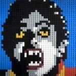 Thriller, de Michael Jackson con LEGOs