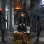 La orden X: X-Men en la Edad Media