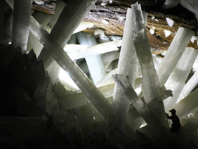 Cuevas de Naica