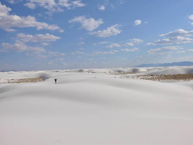 Monumento Nacional de White Sands