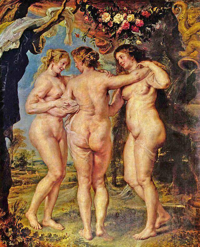 Estereotipos de pintores famosos (2)