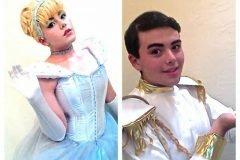 Richard Schaefer principe y princesa Disney (3)