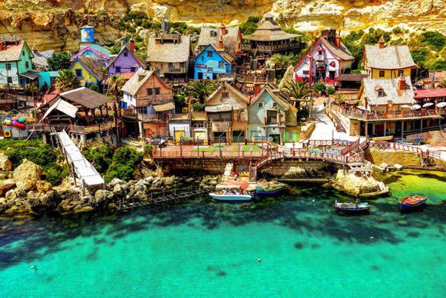 Pueblos magicos del mundo (2)