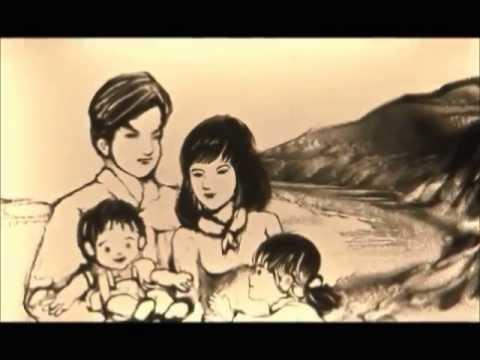 Este es el mundo de mi padre - Animación con arena