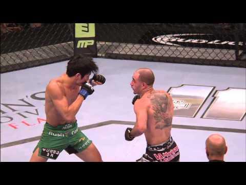 UFC 164: los mejores momentos en cámara Phantom
