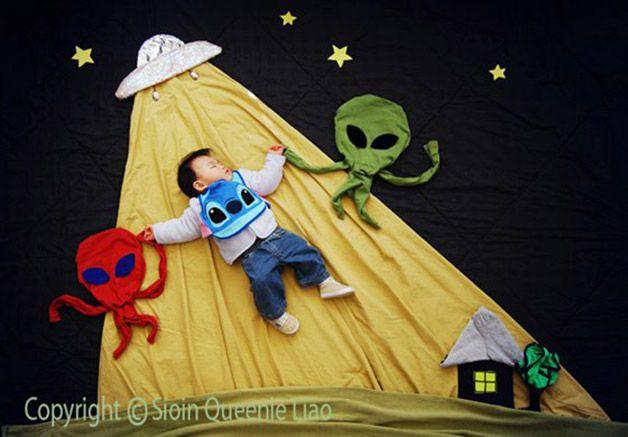 Fotos bebe durmiendo avanturas Queenie Liao (2)