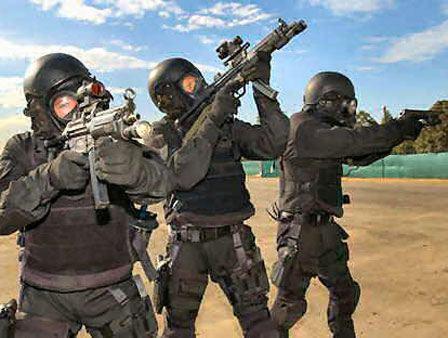 SAS británico