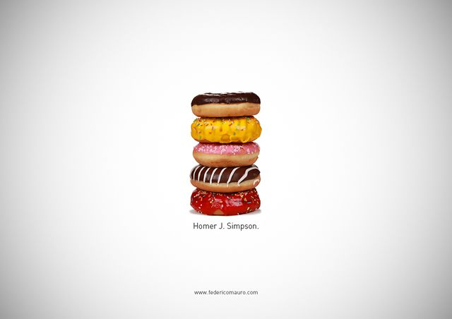Famous Food & Drinks - Mauro Federico (2)