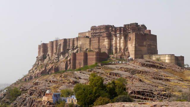 Fortaleza Mehrangarh (1)