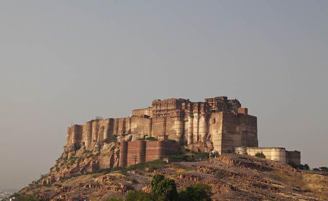 Fortaleza Mehrangarh (5)