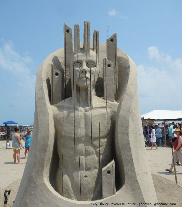Esculturas arena Guy-Olivier Deveau (13)
