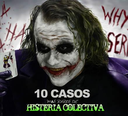 Los 10 casos más raros de histeria colectiva