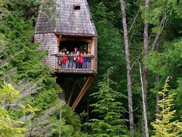 IslandWood escuela bosque (1)