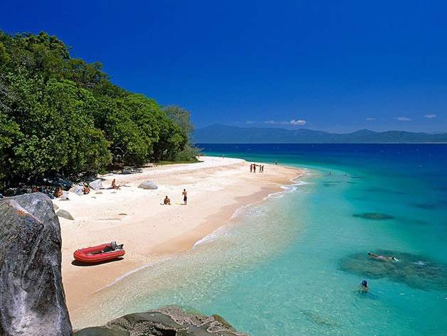Islas de la Gran Barrera de Coral