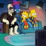 Opening de Los Simpson para Halloween por Guillermo del Toro