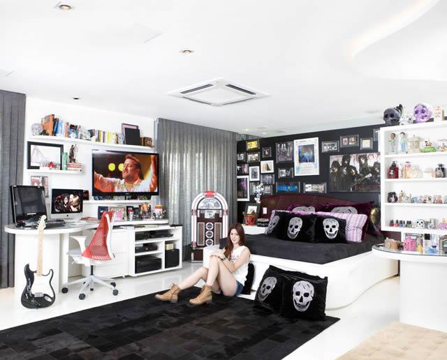 Habitaciones de mujeres jóvenes en todo el mundo 03