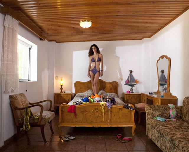 Habitaciones de mujeres jóvenes en todo el mundo 05