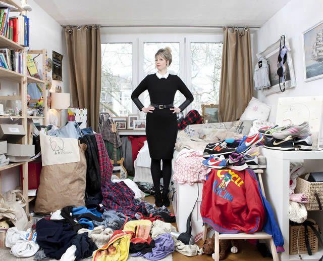Habitaciones de mujeres jóvenes en todo el mundo 11