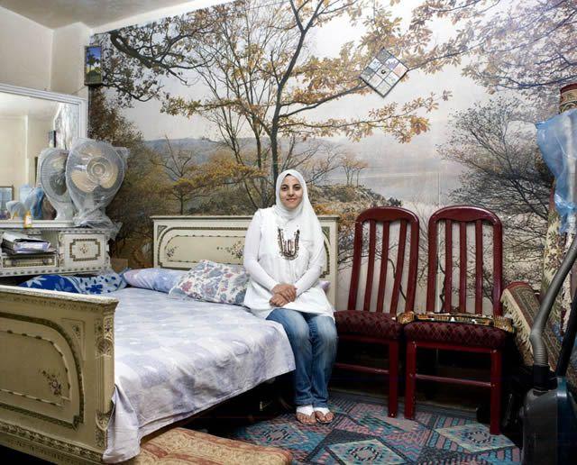 Habitaciones de mujeres jóvenes en todo el mundo 12