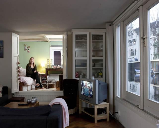 Habitaciones de mujeres jóvenes en todo el mundo 13