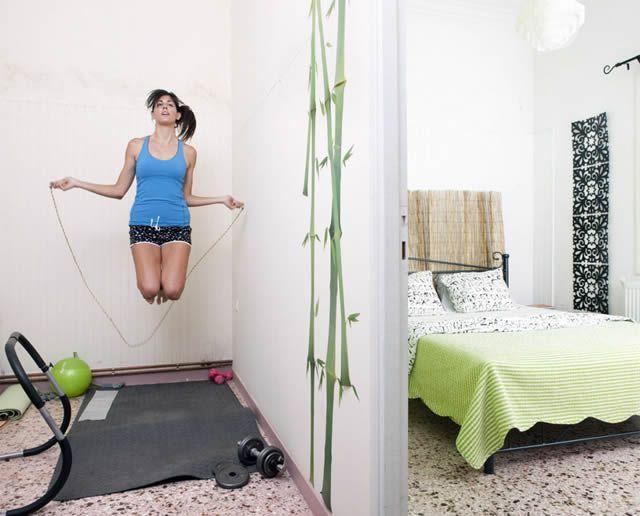 Habitaciones de mujeres jóvenes en todo el mundo 30