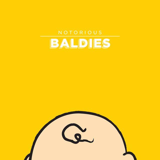 Notorious Baldies Calvas Cultura Pop (5)