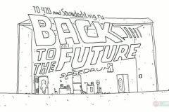 Regreso al futuro en 60 segundos Speedrun Back to the Future I in 60 seconds