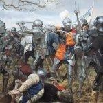 Ecos de la brutal Batalla en Towton