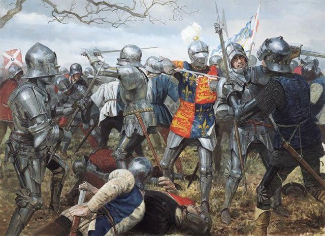 Towton Batalla
