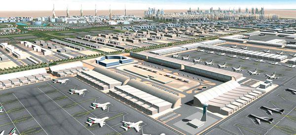 Aeropuerto Al Maktoum