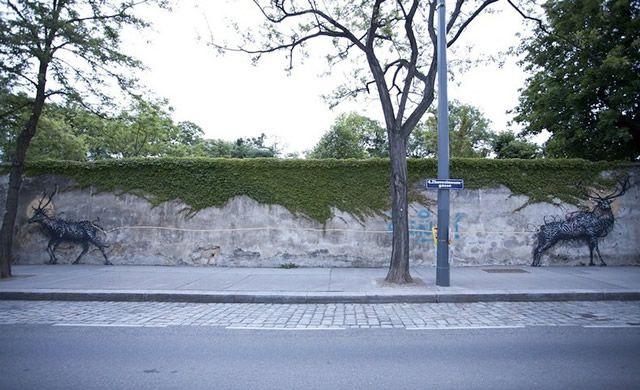 graffiti en 3D DALeast (1)
