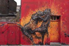 graffiti en 3D DALeast (20)