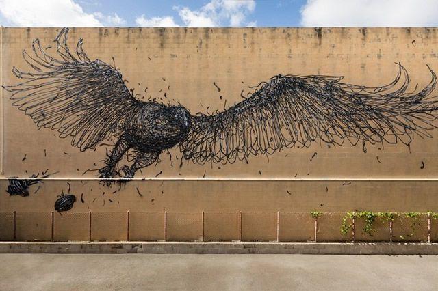 graffiti en 3D DALeast (16)