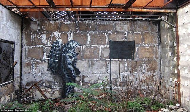 graffiti en 3D DALeast (8)