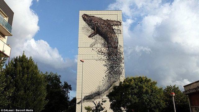 graffiti en 3D DALeast (7)