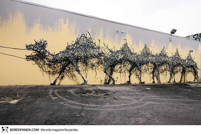 graffiti en 3D DALeast (4)