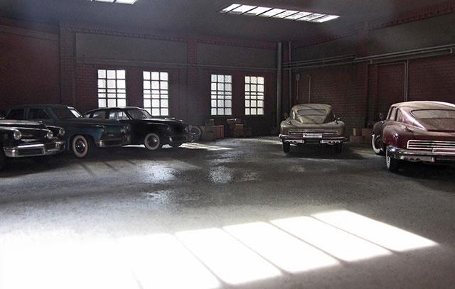 Michael Paul Smith autos en miniatura (2)