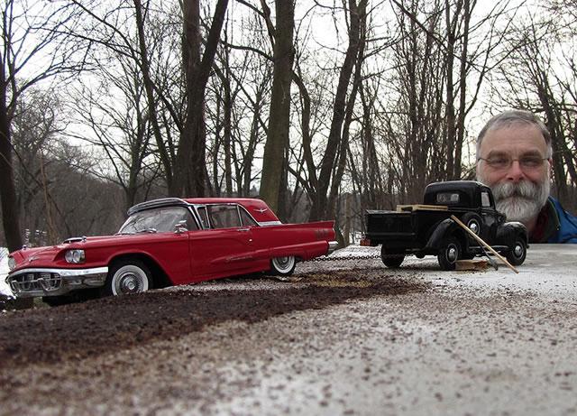 Michael Paul Smith autos en miniatura (8)