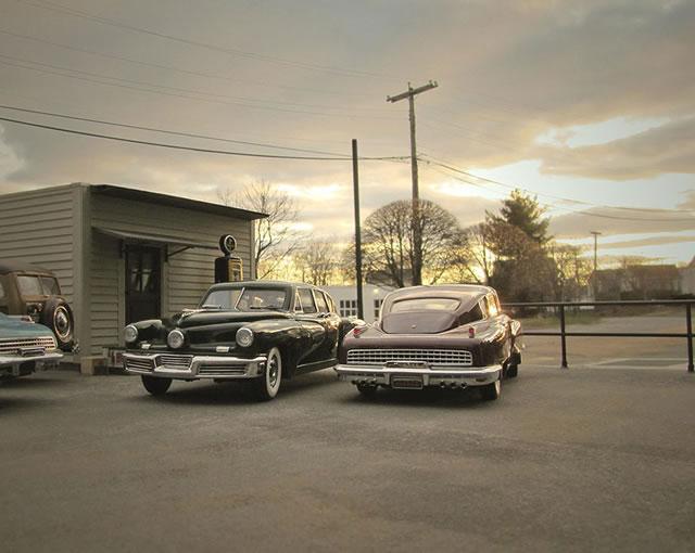 Michael Paul Smith autos en miniatura (5)