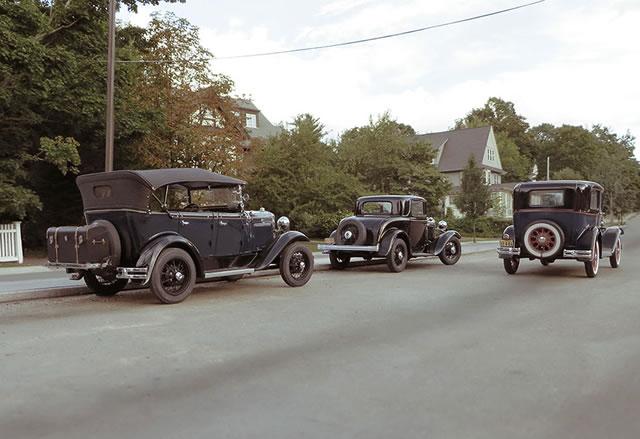 Michael Paul Smith autos en miniatura (13)