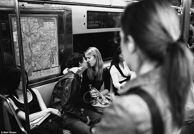 Besos en público por Matt Weber (12)