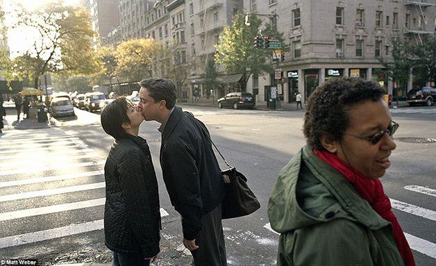 Besos en público por Matt Weber (11)
